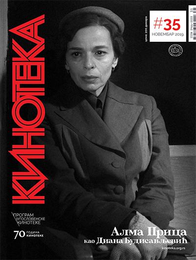 Časopis Kinoteka, br. 35