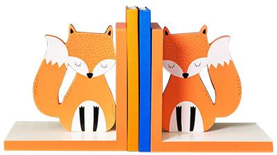 Držač za knjige - Animal Friends, Fox
