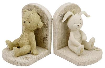 Držač za knjige - Bear & Rabbit