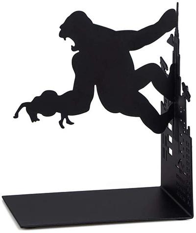 Držač za knjige - Black Kong
