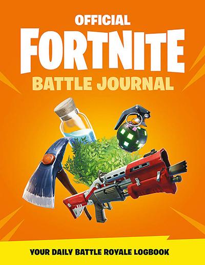 Fortnite Official: Battle Journal