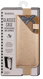 Futrola za naočare - Bookaroo, Gold