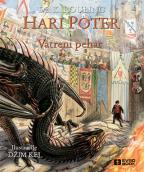 Hari Poter i vatreni pehar - ilustrovano