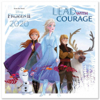 Kalendar 2020 - Frozen 2