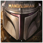 kalendar 2020 - star wars the mandalorian