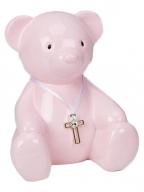 Kasica - Bambino, Pink Teddy Bear
