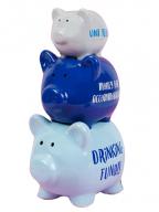 Kasica - Triple Pig, Sensible Savings