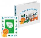 Set album i ram - Jungle Baby, First Birthday