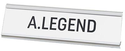 Stona dekoracija - A. Legend