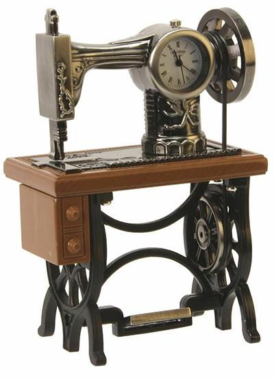 Stoni sat - Cream Sewing Machine
