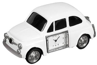 Stoni sat - Mini White Car