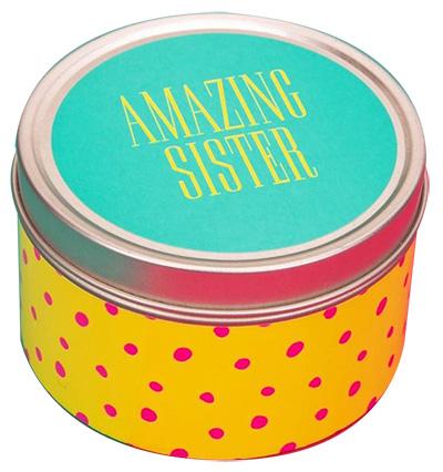 Sveća - Tin Neon Pop, Amazing Sister