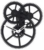 Wall Triple Gear Clock