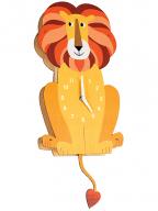 Zidni sat - Charlie the Lion