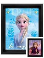 3D Slika - Frozen, 2 Sisters