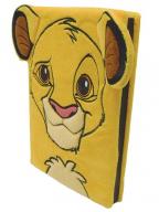 Agenda A5 - Premium, The Lion King, Simba Furry