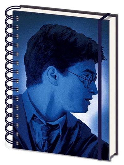 Agenda A5 - Wiro, 3D, Harry Potter, Magic Portrait