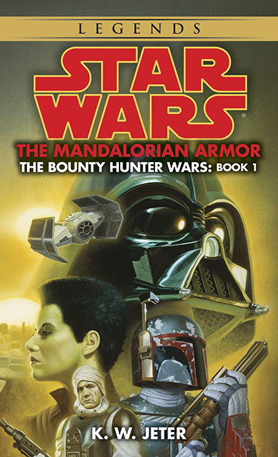 BOUNTY HUNTER WARS 01: MANDALORIAN ARMOUR