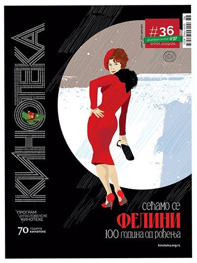 Časopis Kinoteka, br. 36-37