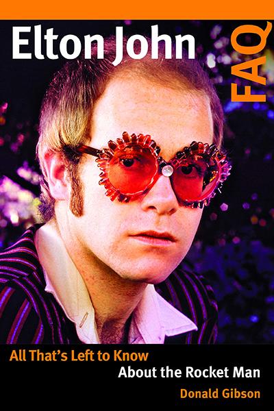 Elton John FAQ
