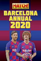 FC BARCELONA 2020 ANNUAL