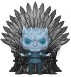 Figura - GOT, Night King sitting on Iron Throne