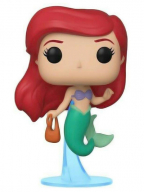 Figura - Little Mermaid, Ariel with bag