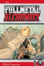 FULLMETAL ALCHEMIST VOLUME 10