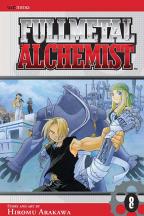 FULLMETAL ALCHEMIST VOLUME 8