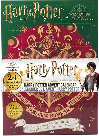 Kalendar iznenađenja - Decembar 2019, Harry Potter, Christmas in the Wizarding
