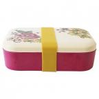 Kutija za užinu - Floral Bamboo