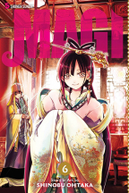 MAGI: THE LABYRINTH OF MAGIC, VOL. 6