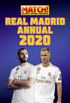 MATCH! REAL MADRID ANNUAL 2020