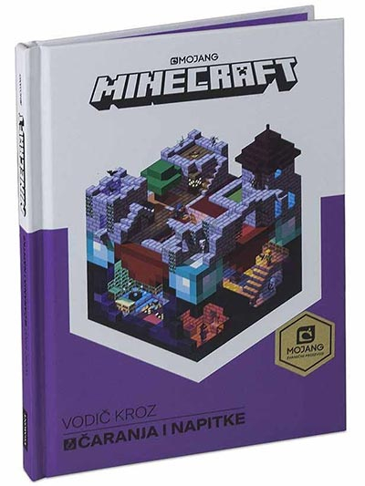 Minecraft: vodič kroz čaranja i napitke