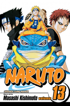 Naruto Vol. 13: The Chunin Exam, Concluded...!!