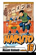 Naruto Vol. 16: Eulogy