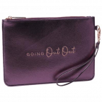 Neseser - W&R Metallics Plum, Going Out Out