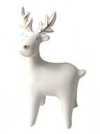 Novogodišnja figura - Reindeer Gold, L
