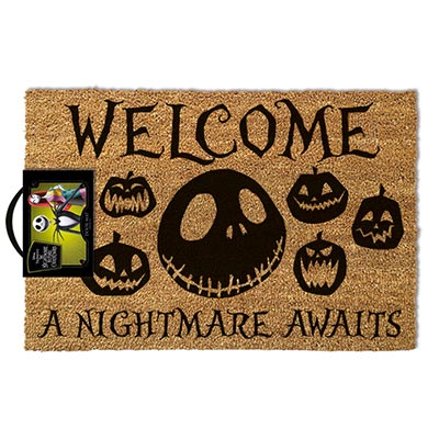 Otirač - Nightmare Before Christmas, A Nightmare Awaits