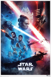 poster - star wars rise of skywalker saga
