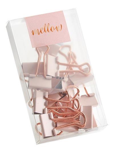 Set štipaljki za poruke - Binder, Mellow