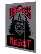 Slika - Star Wars, Darth Vader, Useless to Resist