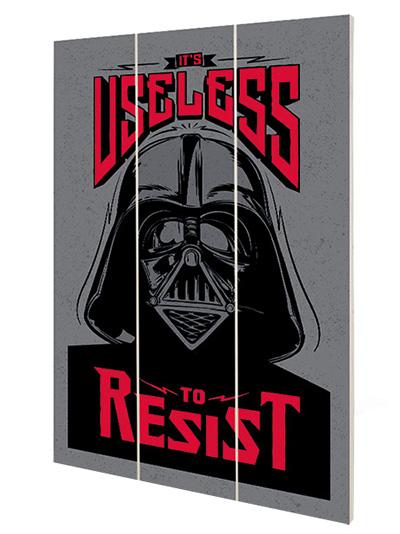 Slika - Star Wars, Darth Vader, Useless to Resist