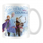 Šolja - Frozen 2, Lead With Courage