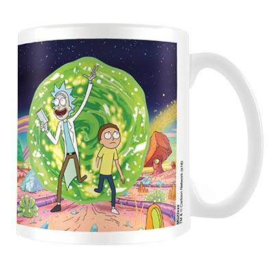 Šolja - Rick and Morty, Portal