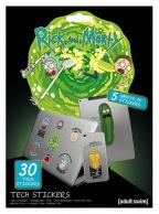 Stikeri - Rick and Morty, Adventures