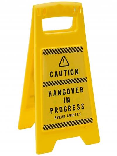 Stona poruka - Eureka Hangover In Progress