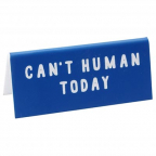 Stona poruka - MTE Can't Human Today