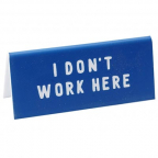 Stona poruka - MTE I Don't Work Here