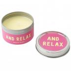 Sveća - MTE And Relax